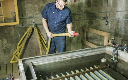 Maintaining Wastewater Equipment