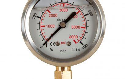 Pressure & Its Measurement: Basic Principles